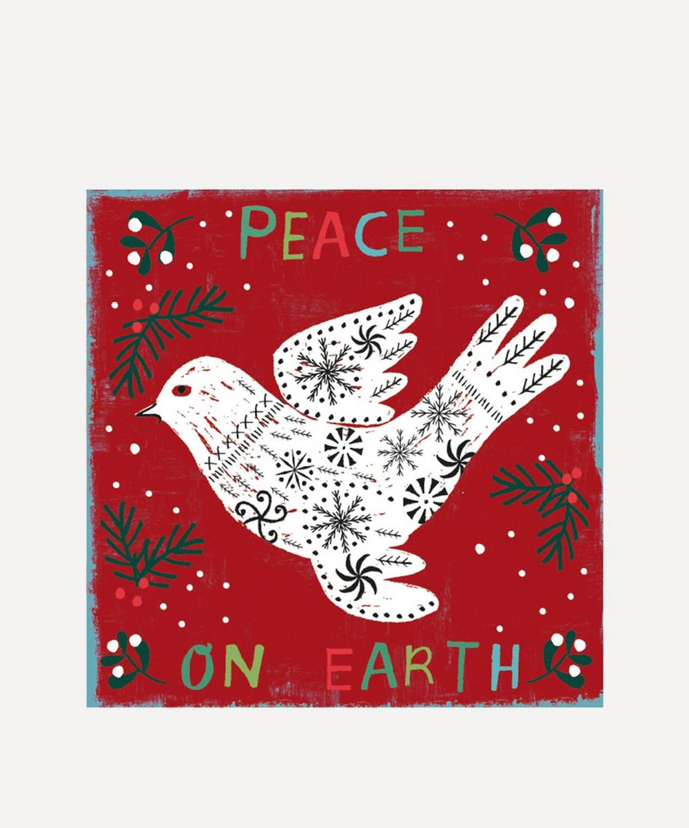 Unspecified - Peace on Earth Christmas Cards Pack of Eight