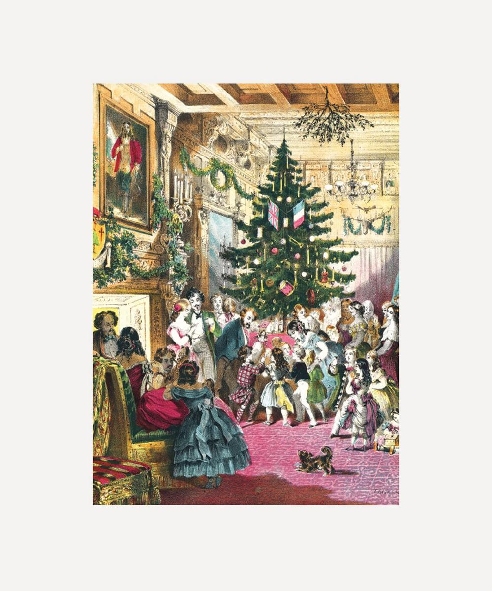 Unspecified - The Christmas Tree Party Cards Pack of Eight