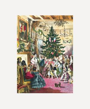 The Christmas Tree Party Cards Pack of Eight