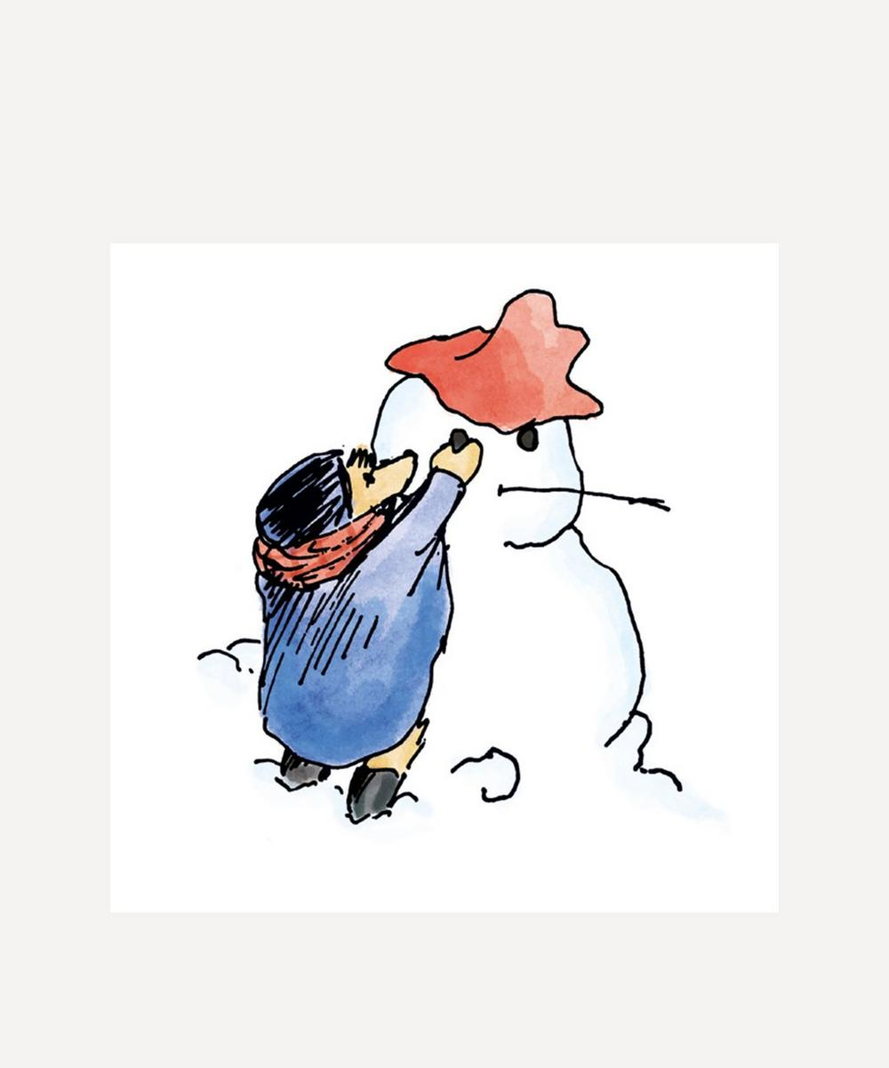 Unspecified - Paddington Makes a Friend Christmas Cards Pack of Eight