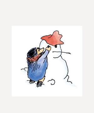 Paddington Makes a Friend Christmas Cards Pack of Eight