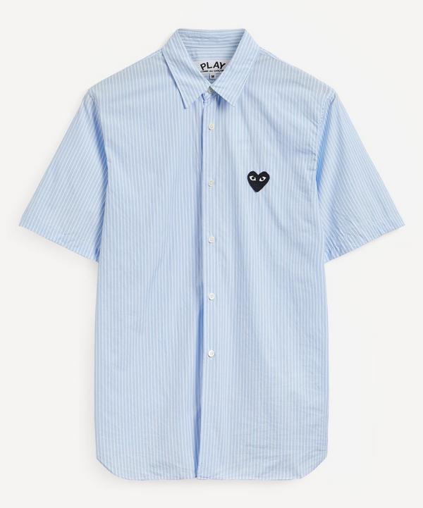 Comme des Garçons Play - Heart Logo Patch Cotton T-Shirt