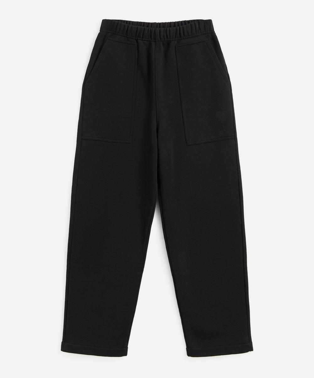 Ami - Logo Cotton Track Pants
