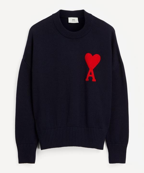 Ami - Oversized Ami de Coeur Sweater