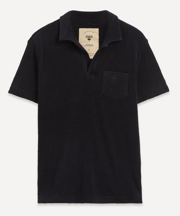 OAS - Terry Swirl Shirt