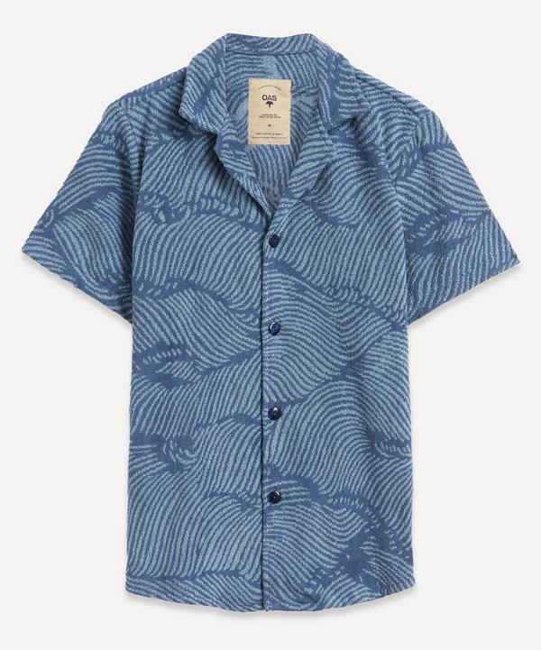 OAS - Terry Wavy Shirt