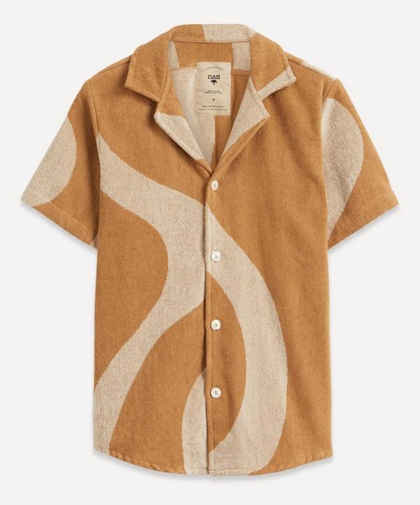 OAS - Terry Desert Shirt