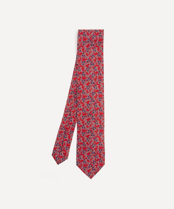 Liberty - Oakgrove Printed Silk Tie