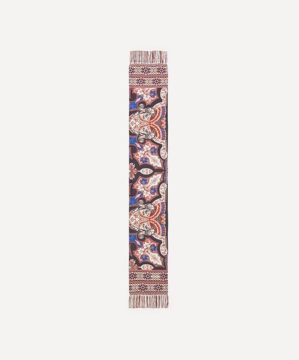 Liberty - Ratho Printed Silk Scarf