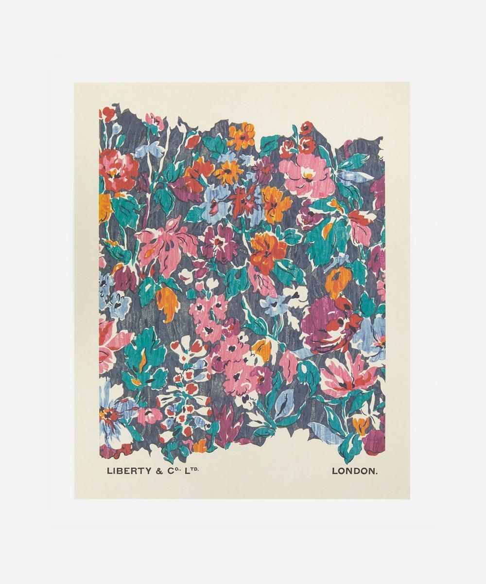 Liberty - Unframed Candide Archive Liberty Art Print
