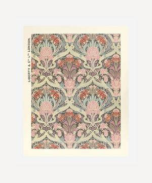 Unframed Flourish Archive Liberty Art Print