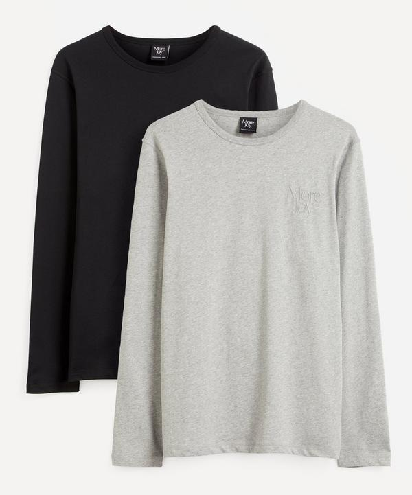 Christopher Kane - 2 Pack More Joy Embroidered T-Shirt