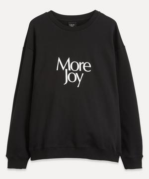 More Joy Cotton Sweatshirt
