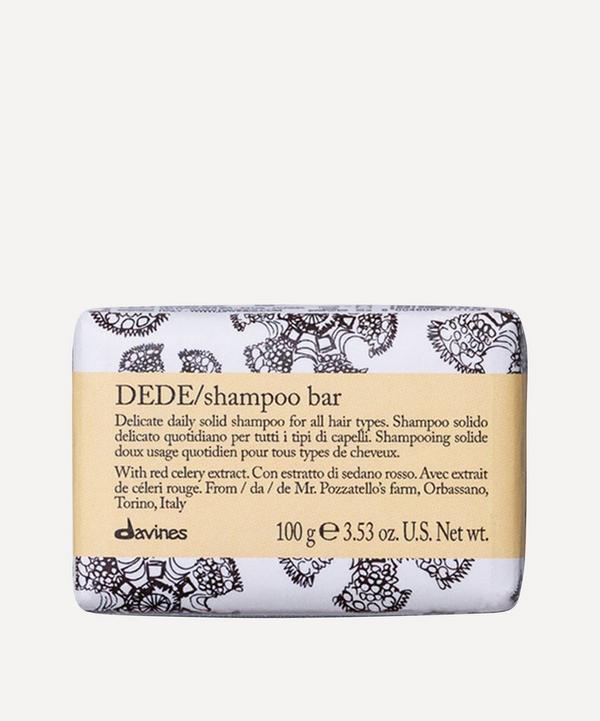 Davines - Dede Solid Shampoo 100g