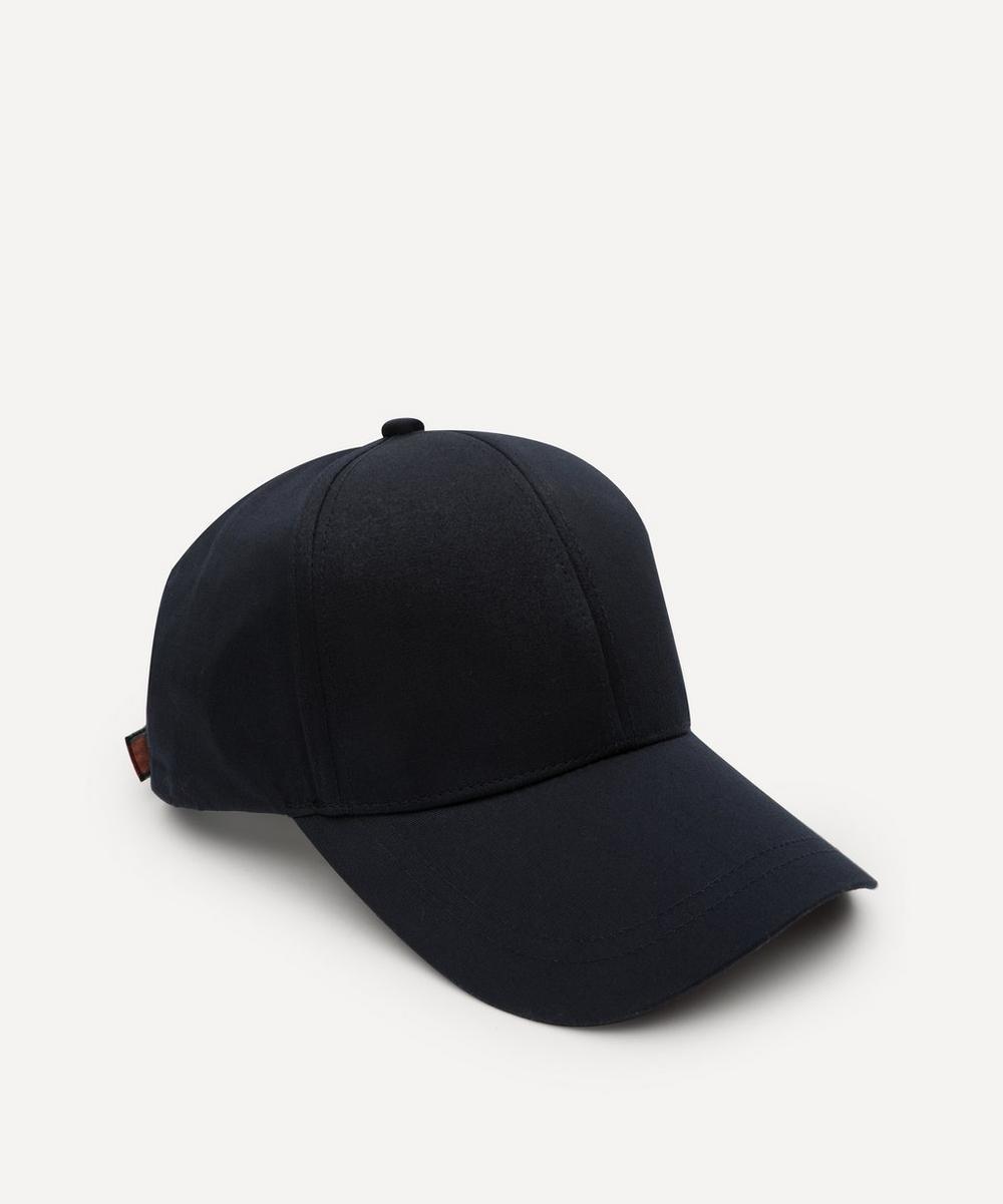 Christys' - Check Detail Baseball Cap