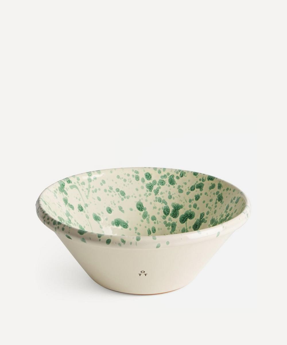 Hot Pottery - Salad Bowl Pistachio