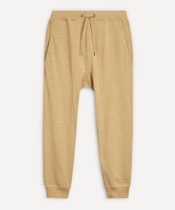 SØRENSEN - Dancer Stretch-Cotton Trousers