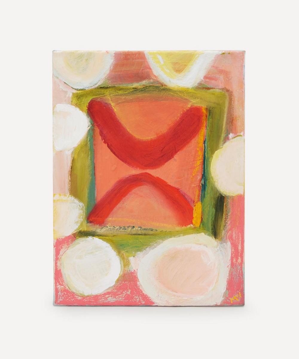 Molly van Amerongen - Prawn Platter Original Painting