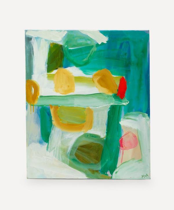 Molly van Amerongen - Spring Green Original Painting