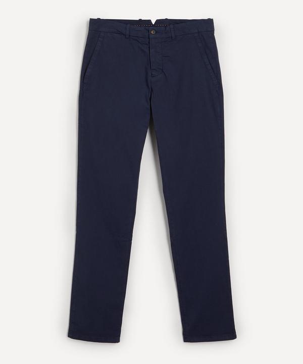 SØRENSEN - Driver Cotton Chino Trousers