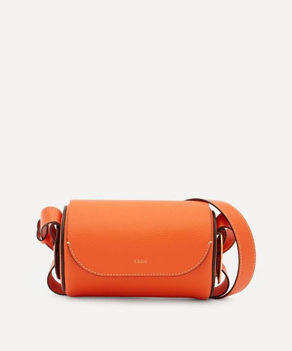 Chloé - Darryl Mini Leather Cross-Body Bag