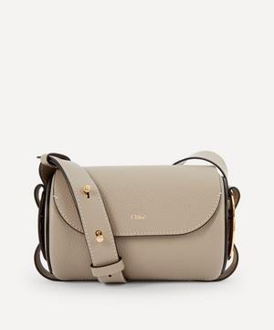 Darryl Mini Leather Cross-Body Bag