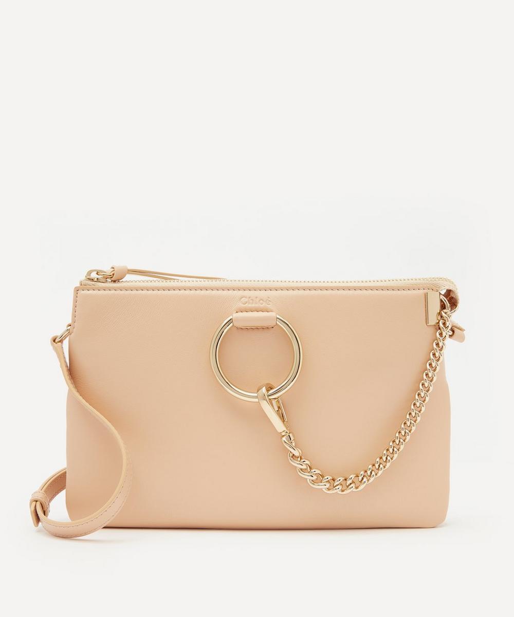 Chloé - Faye Soft Leather Zipped Shoulder Bag