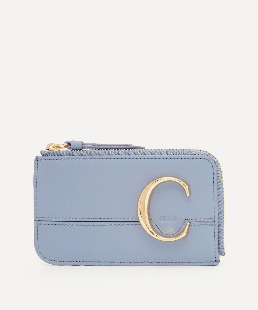 Chloé - Chloé C Small Leather Purse