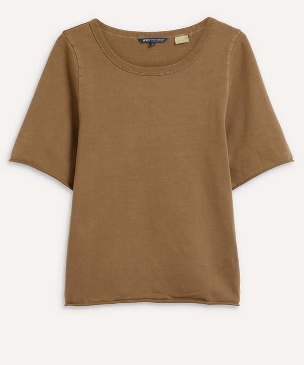 Levi's Made & Crafted - Wide-Neck Organic Cotton T-Shirt