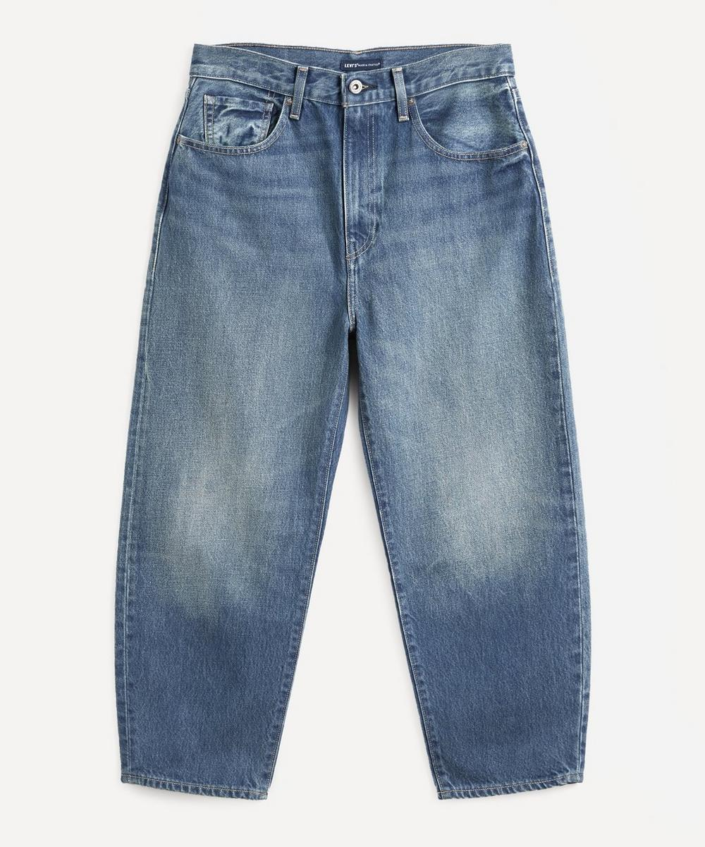 Levi's Made & Crafted - Barrel Ankle Crop Jeans