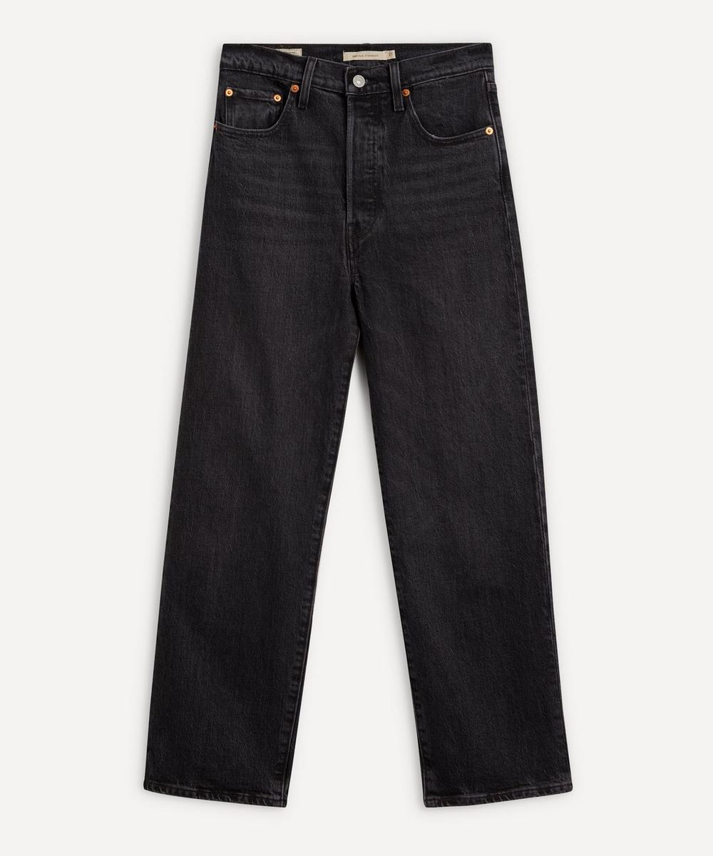 Levi's Made & Crafted - Ribcage Straight Ankle Jeans