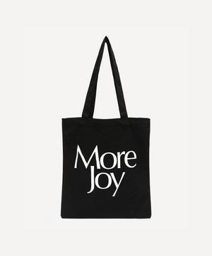 More Joy Cotton Tote Bag