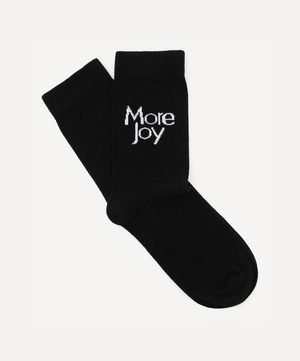 More Joy by Christopher Kane - More Joy Cotton Socks