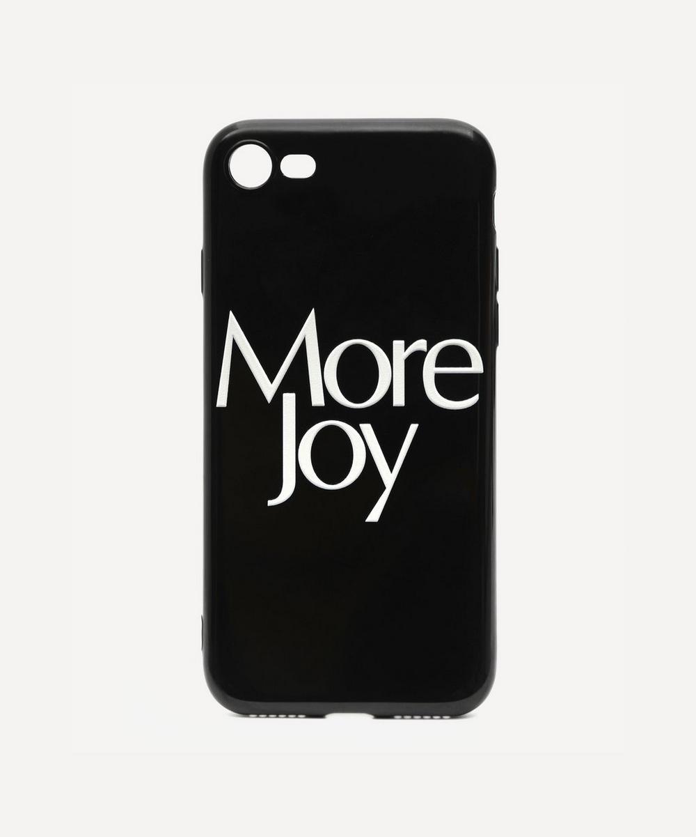 More Joy by Christopher Kane - More Joy iPhone 8 Case