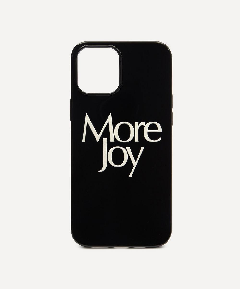 More Joy by Christopher Kane - More Joy iPhone 12 Pro Max Case