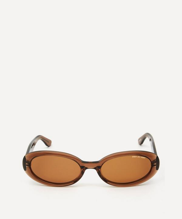 DMY BY DMY - Valentina Oval Sunglasses