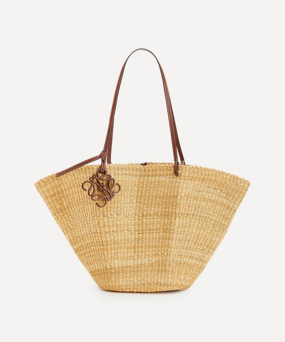 Loewe - Shell Basket Bag