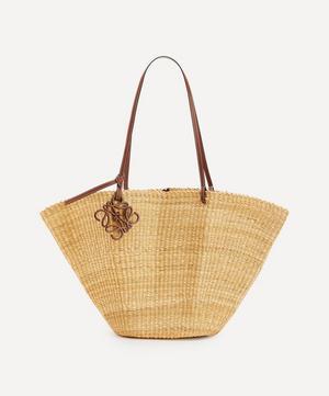 Shell Basket Bag