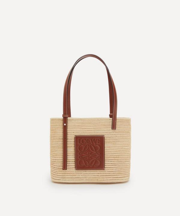 Loewe - Small Square Basket Bag