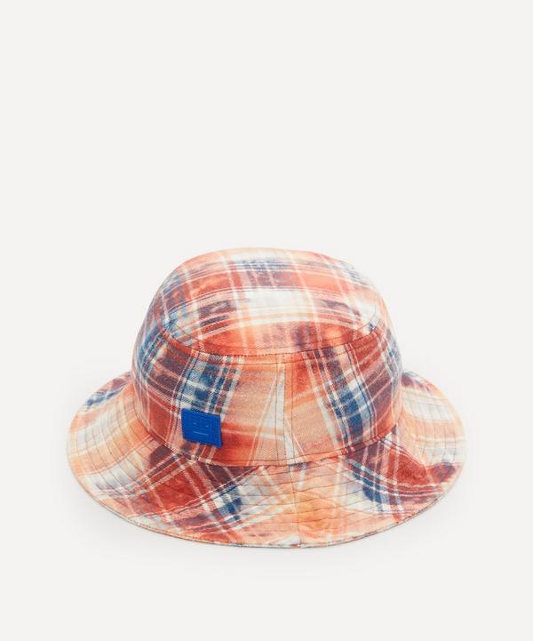Acne Studios - Organic Cotton Flannel Bucket Hat