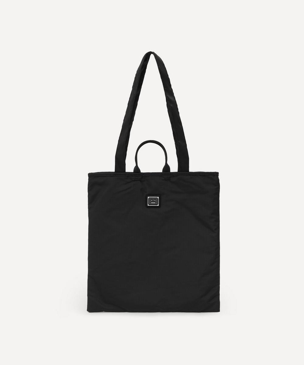Acne Studios - Logo Plaque Tote Bag