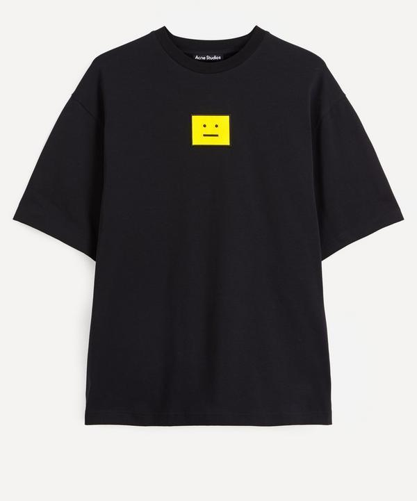 Acne Studios - Evil Face Oversized T-Shirt