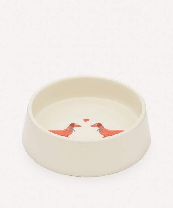Fenella Smith - Dachshund Friends Dog Bowl