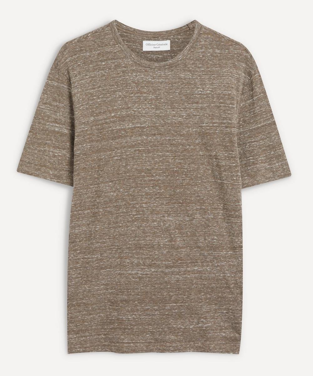 Officine Générale - Pigment-Dye Short-Sleeve T-Shirt