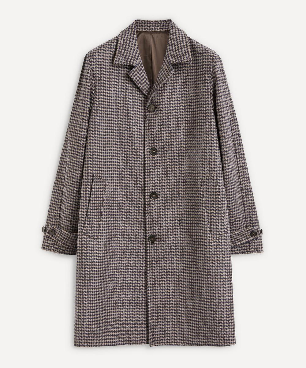 Officine Générale - Stephane Houndstooth Coat