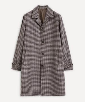 Stephane Houndstooth Coat