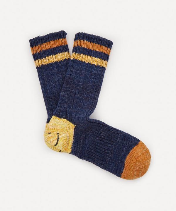 Kapital - 60-Yarn Smiley Heel Socks