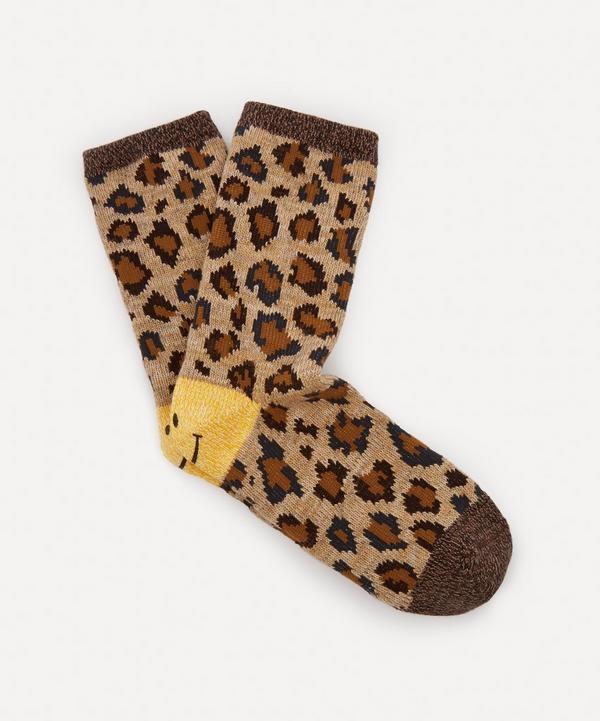 Kapital - 84-Yarn Smiley Heel Socks