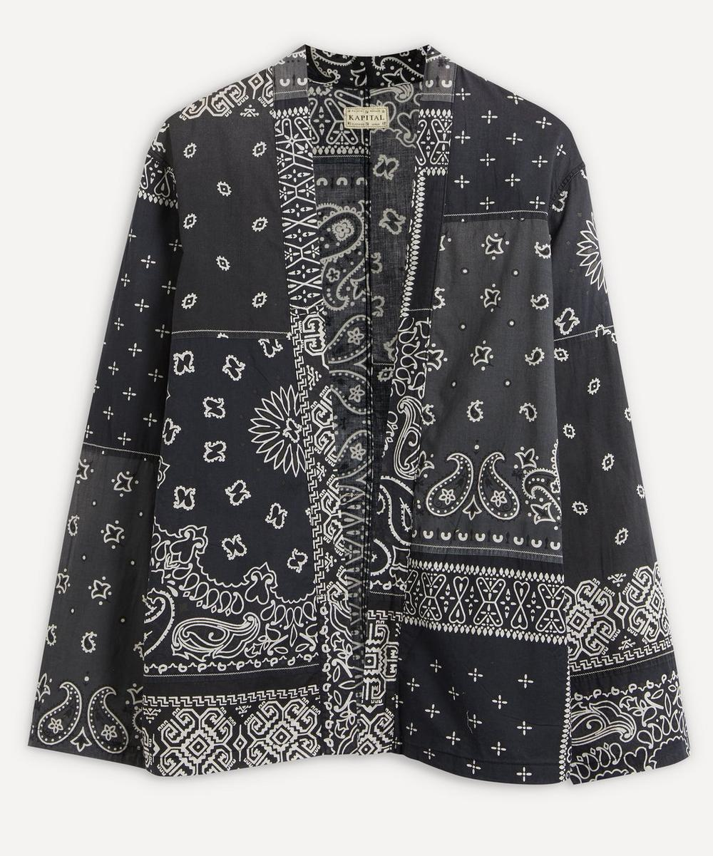 Kapital - Bandana Kimono Shirt