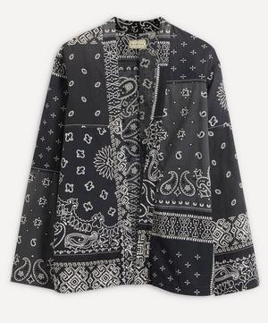 Bandana Kimono Shirt